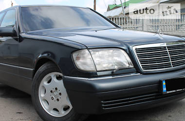 Mercedes-Benz S 350 w140 TURBODIESEL 1995