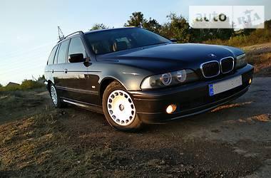 BMW 525 TDI 2000