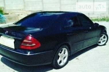 Mercedes-Benz E 270 2002