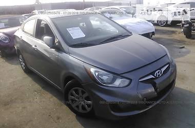 Hyundai Accent 1.6 2014