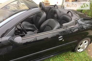 Peugeot 206 СС Pont 2003