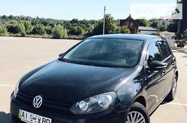 Volkswagen Golf VI TSI 2012