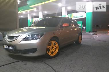 Mazda 3 вк 2004
