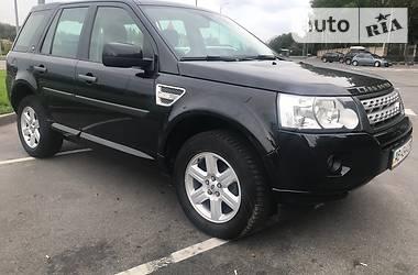 Land Rover Freelander SD4 2011