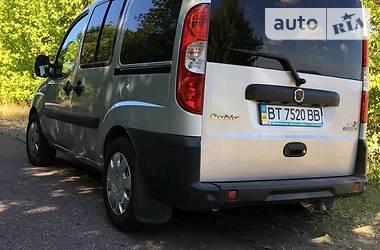 Fiat Doblo Panorama Family 2008
