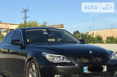 BMW 525 awt 2008