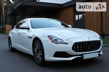 Maserati Quattroporte SQ4 2017