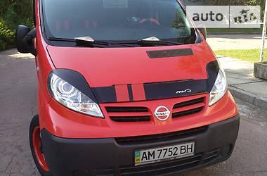 Nissan Primastar груз. 2.0 dci115 2008