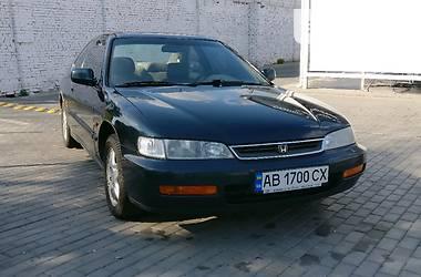 Honda Accord CD7 Coupe 1997