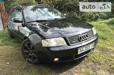 Audi A6 2.5 tdi quattrо 2003