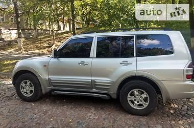 Mitsubishi Pajero Wagon GDI 2001