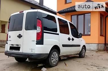 Fiat Doblo пасс. 1.3 D 2006