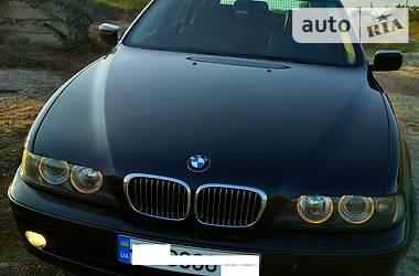 BMW 525 restaling 2000
