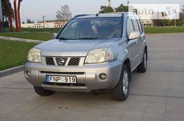 Nissan X-Trail 2.2 Di 2005