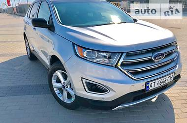 Ford Edge 4 WD 2016