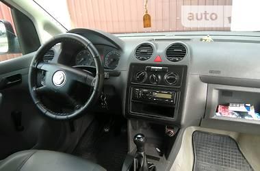 Volkswagen Caddy груз. 2005