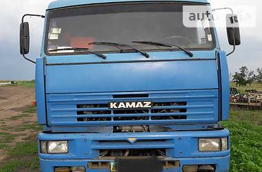 КамАЗ 65117 2008