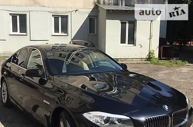 BMW 520 F10 2012