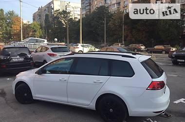 Volkswagen Golf VII 2.0 TDI Sportwagen S 2015