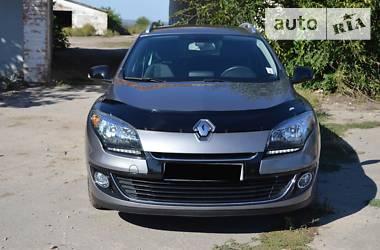 Renault Megane BOSE-LED 2013