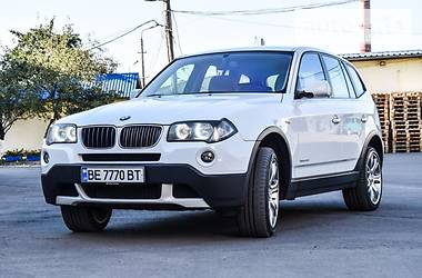 BMW X3 X-Drive 2008