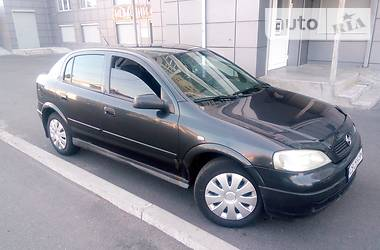 Opel Astra G 1989