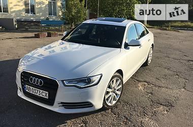 Audi A6 2.0 QUATRO 2014