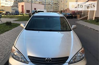 Toyota Camry the only 2004