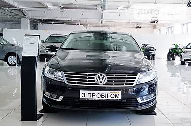 Volkswagen Passat CC Highline 2.0 TDI 2012