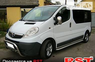 Opel Vivaro пасс. 2007