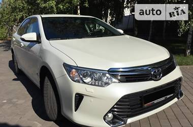 Toyota Camry ELEGANCE 2017