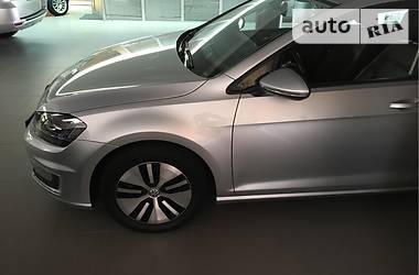 Volkswagen Golf VII electric 2014
