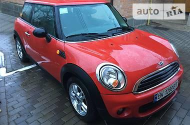 MINI One 1.6D N47C16A 2010