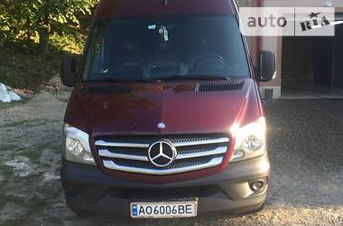 Mercedes-Benz Sprinter 315 пасс. 2008