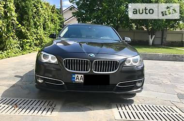 BMW 525 Luxury  Xdrive 2014