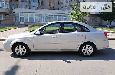 Chevrolet Lacetti А/Т 2006