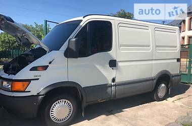 Iveco Daily 4x4 29l9 2001