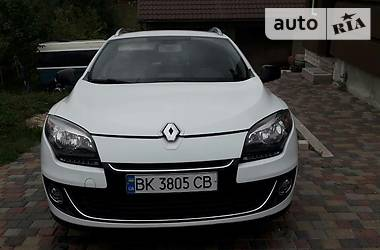 Renault Megane BOSSE 2013