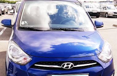 Hyundai i10 1.2 DOHC 2012