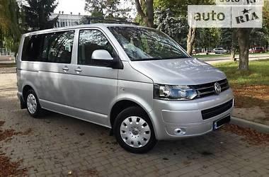 Volkswagen Caravelle ECO-FUEL 2012