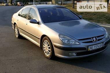 Peugeot 607 3.0 v6 2002