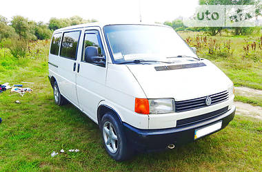 Volkswagen T4 (Transporter) пасс. 1995