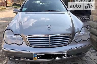 Mercedes-Benz C 180 2002