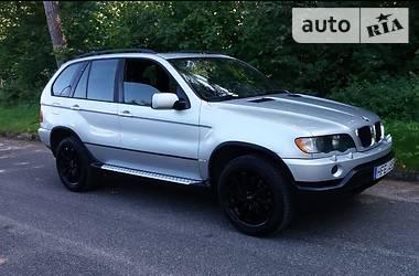 BMW X5 AWD 2003