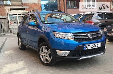 Dacia Sandero StepWay NAVI 2013