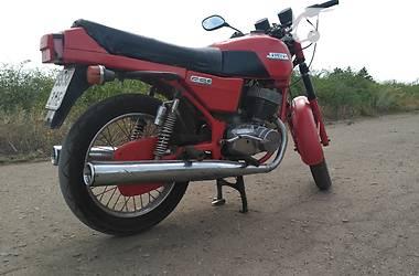 Jawa (ЯВА) 638 1985