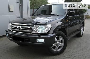 Toyota Land Cruiser 100 4.2 DIESEL VIP 2006