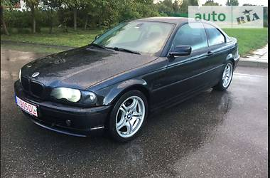 BMW 318 COUPE 2000