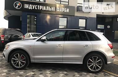 Audi Q5 SQ5 2016