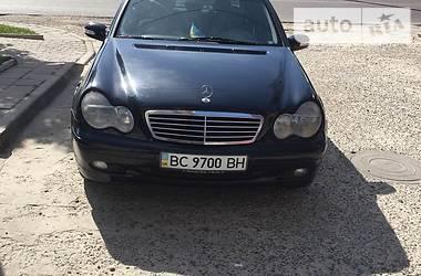 Mercedes-Benz C 200 2001